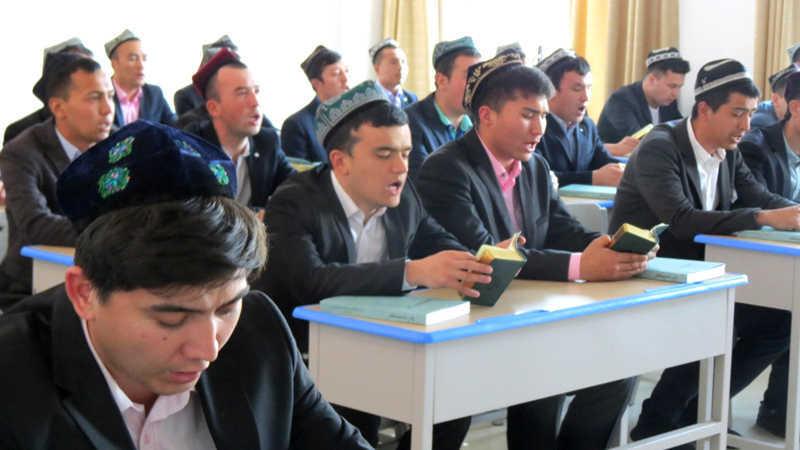 Muslim-Xinjiang-China