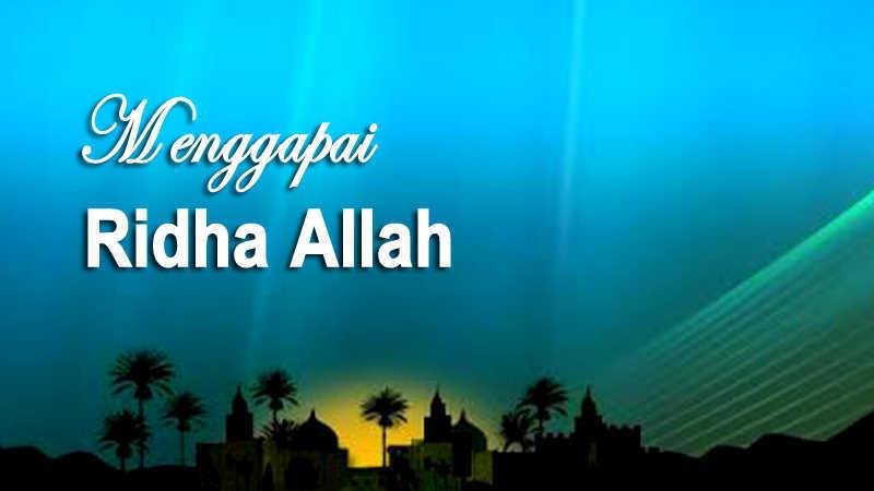 Ridho-Allah