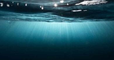 Kegelapan di Laut Dalamg