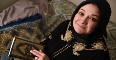 Khadijah Noor Tanju Mualaf
