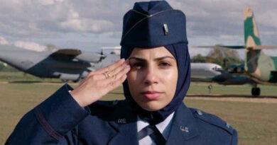 Maysaa Ouza, anggota militer AS