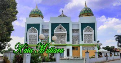 Masjid-Jami-Fathul-Ghofur-Cibubur-Kata-Mutiara