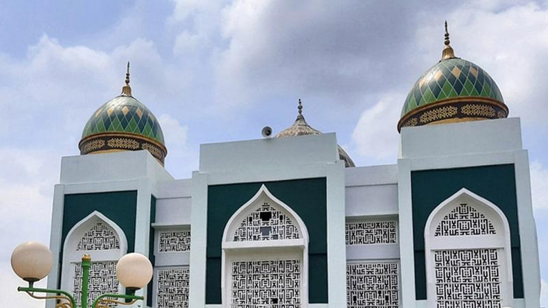 Masjid -Jami'-Fathul-Ghofur