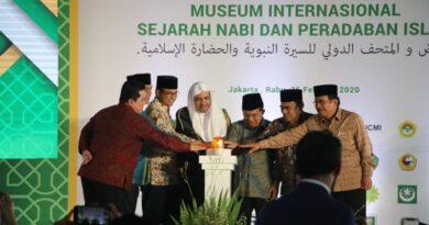 Museum Sejarah Nabi Muhammad SAW dan Peradaban Islam Dibangun di Jakarta