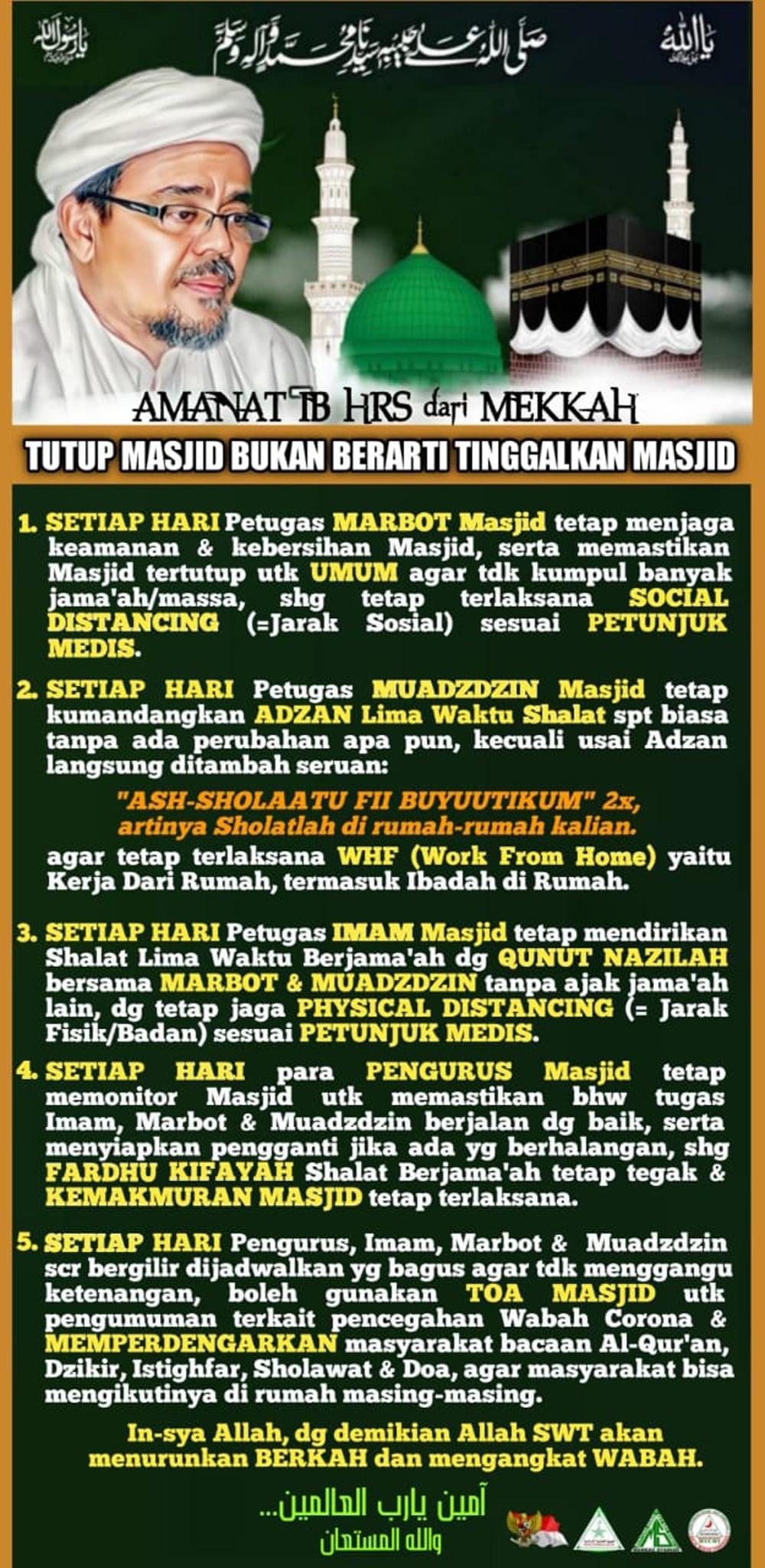 Amanat-IB-HRS-dari-Mekkah