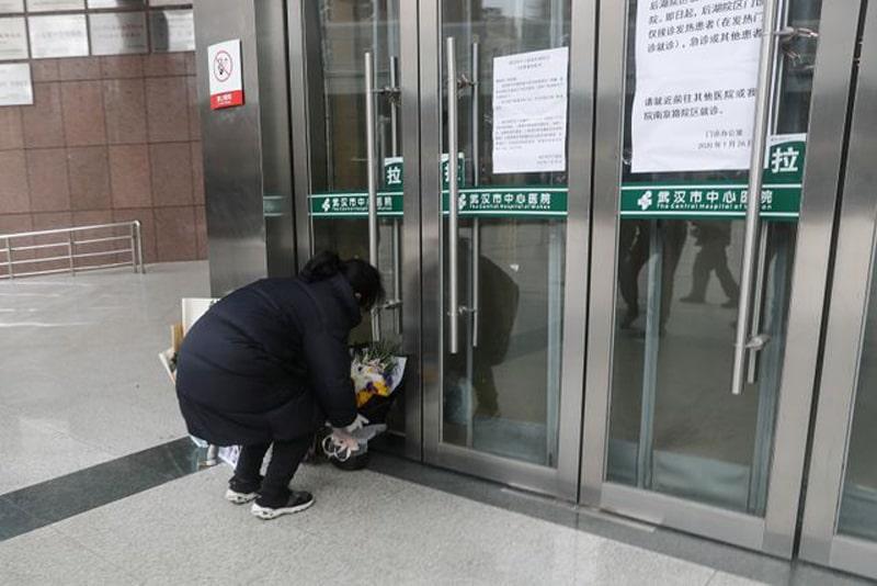 Karangan-Bunga-Penghormatan-Terakhir-Dokter-Li-Wenliang-2