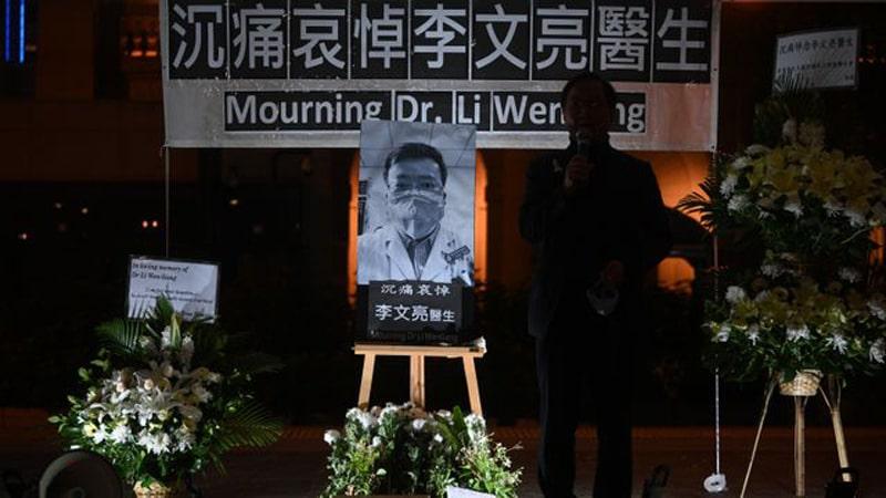 Karangan-Bunga-Penghormatan-Terakhir-Dokter-Li-Wenliang-3