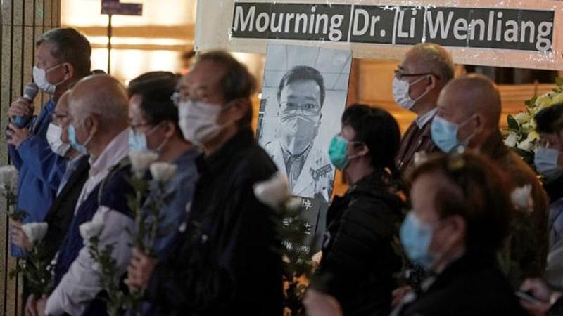 Karangan-Bunga-Penghormatan-Terakhir-Dokter-Li-Wenliang-6