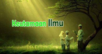 Keutamaan-Ilmu-dalam-Islam