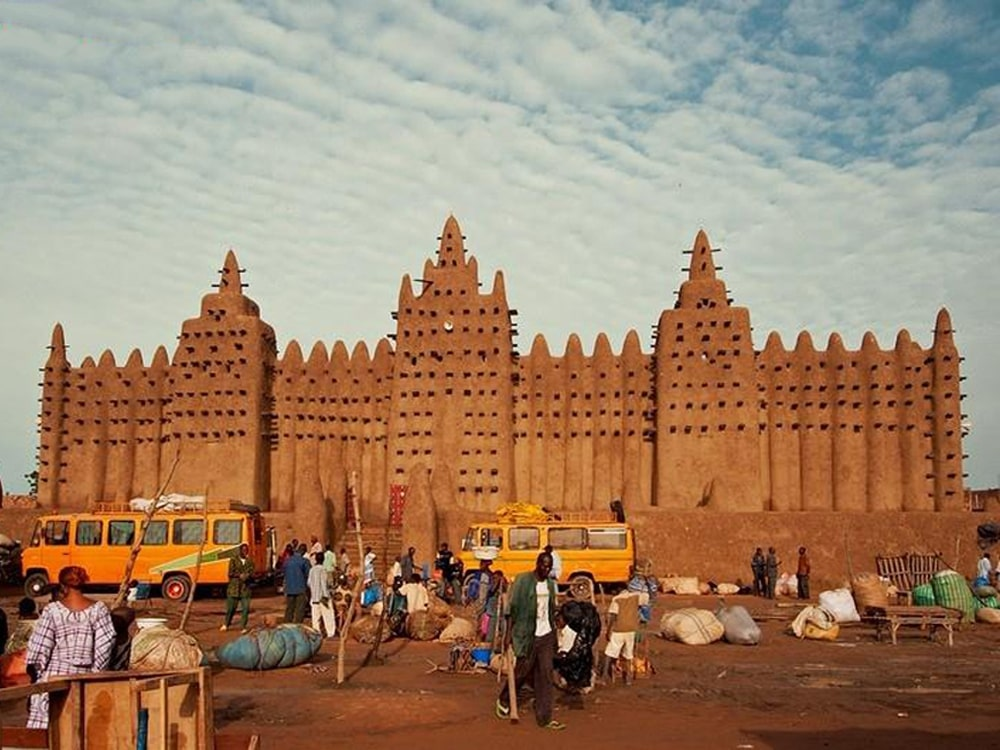 Masjid-Agung-Djenne-Mali-Afrika-Utara-2