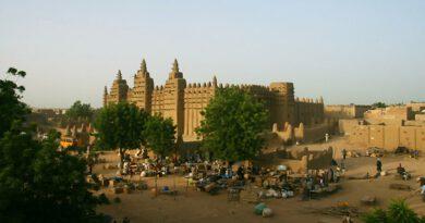 Masjid-Agung-Djenne-Mali-Afrika-Utara