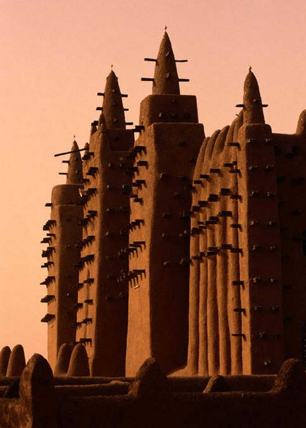 Masjid-Agung-Djenne-Mali-Afrika-Utara-8