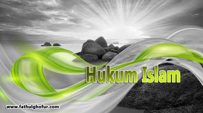 Hukum-Islam