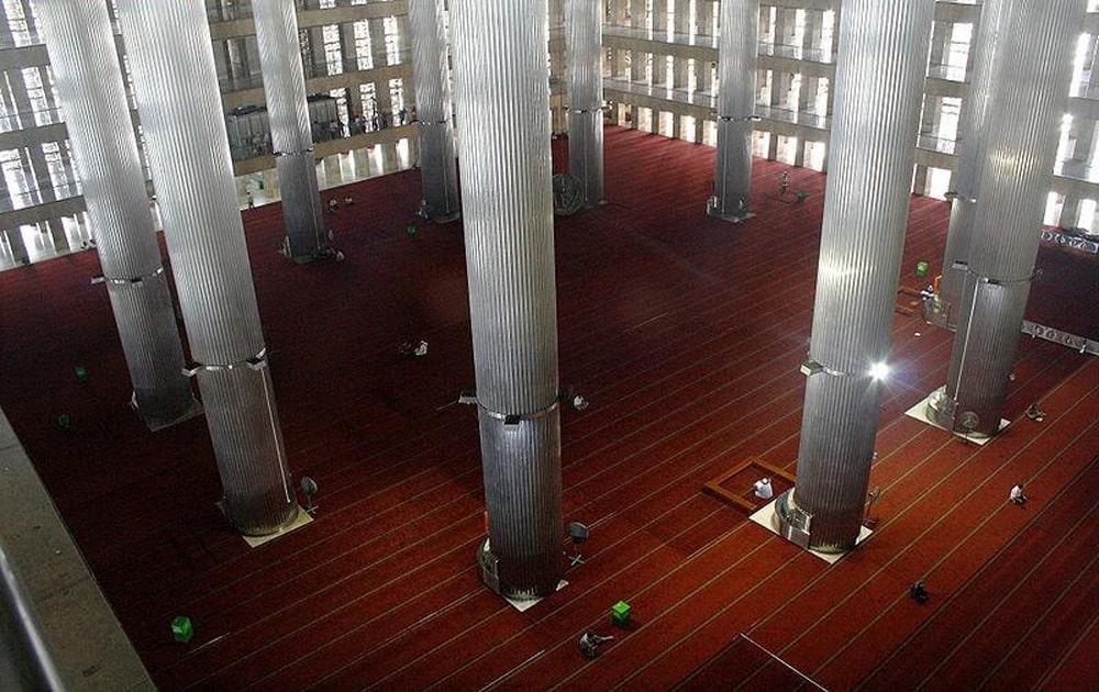 Masjid-Istiqlal-Jakarta-Indonesia-8