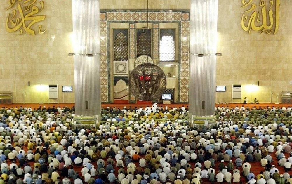 Masjid-Istiqlal-Jakarta-Indonesia-9