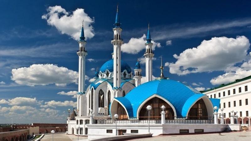 Masjid-Kul-Sharif-di-Rusia