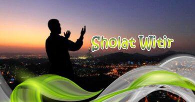 Sholat-Witir