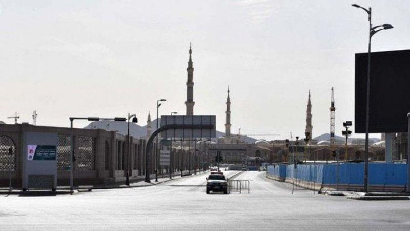 arab-saudi-lockdown-mekah-madinah