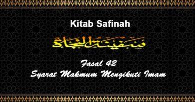 Fasal-42-Syarat-Makmum-Mengikuti-Imam