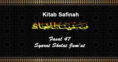 Fasal-47-Syarat-Sholat-Jum'at
