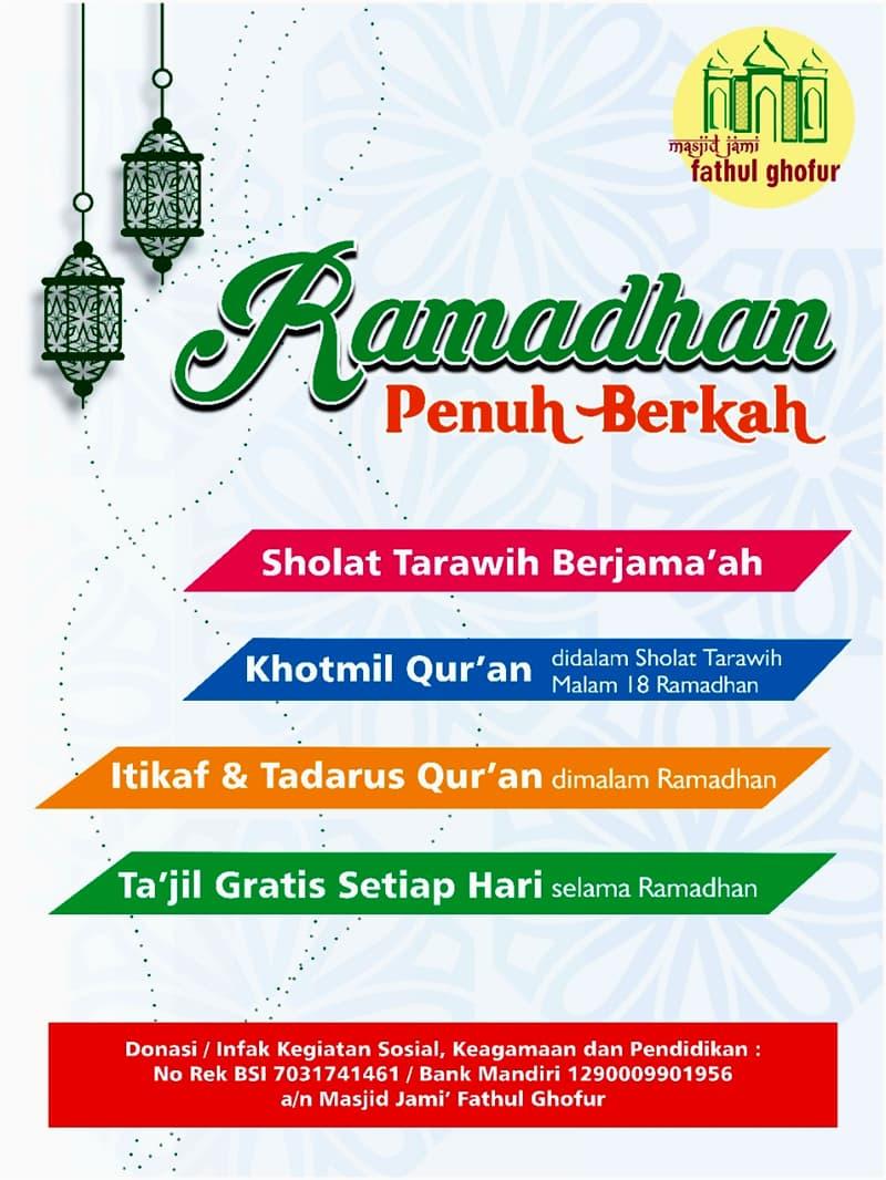 Ramadhan-Fathul-Ghofur